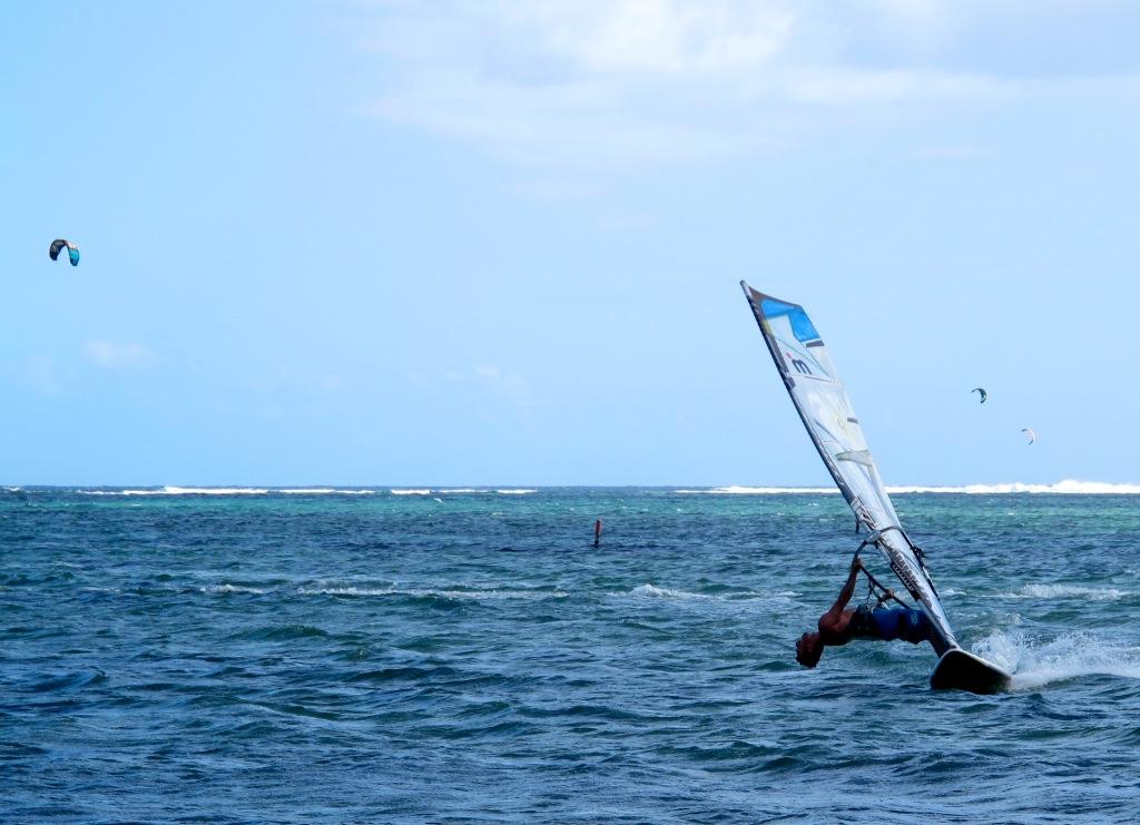 2014 windsurfing, Mauritius