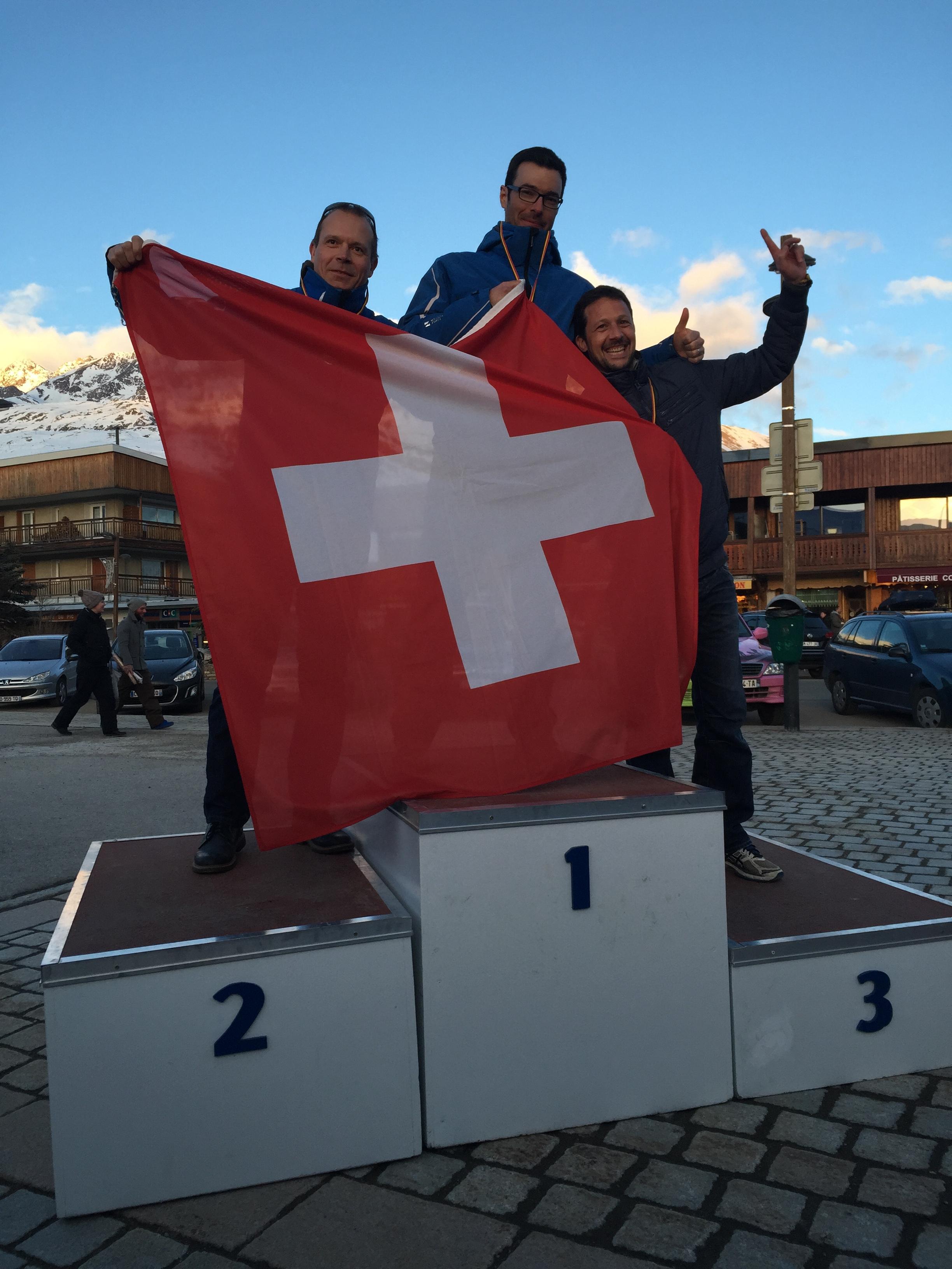 2015 Euroski, Alpe d'Huez (FRA)