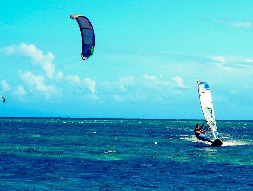 2013 surfing in Mauritius (MU)