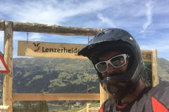 2015 biking in Lenzerheide (SUI)