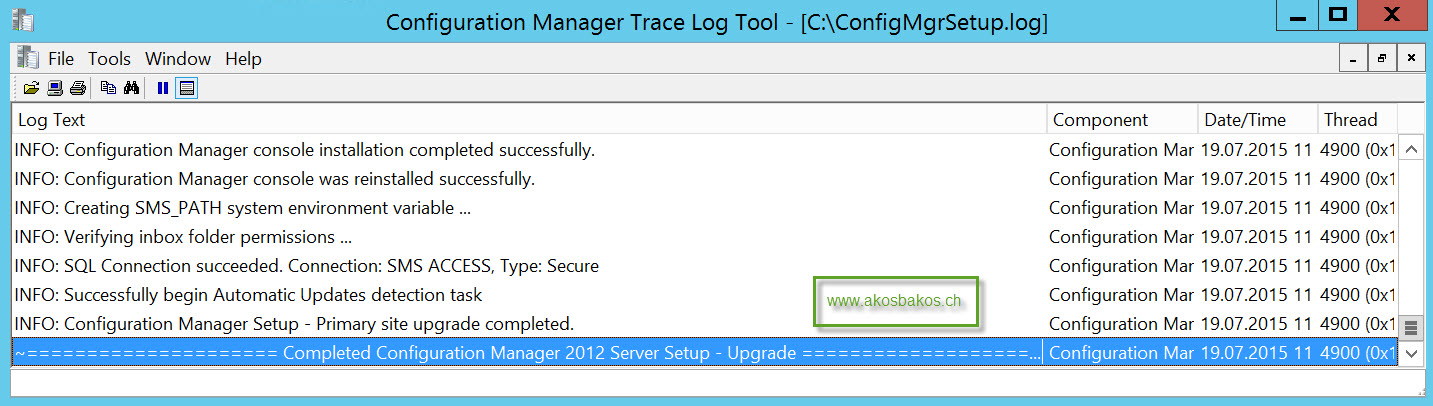 Step-by-Step SCCM 2012 R2 SP1 Upgrade Guide 11