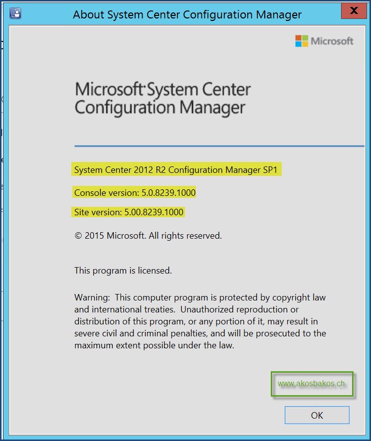 Step-by-Step SCCM 2012 R2 SP1 Upgrade Guide 13