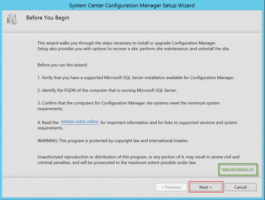 Step-by-Step SCCM 2012 R2 SP1 Upgrade Guide 3
