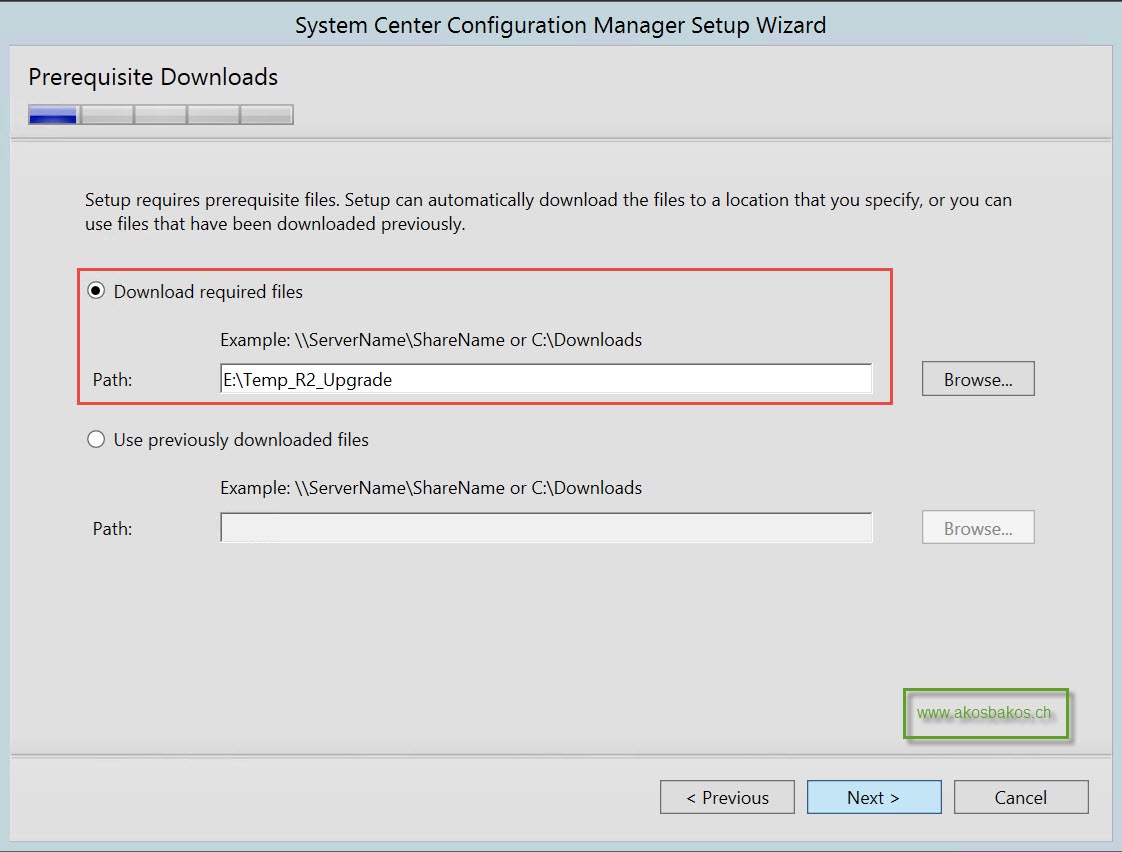 Step-by-Step SCCM 2012 R2 SP1 Upgrade Guide 5