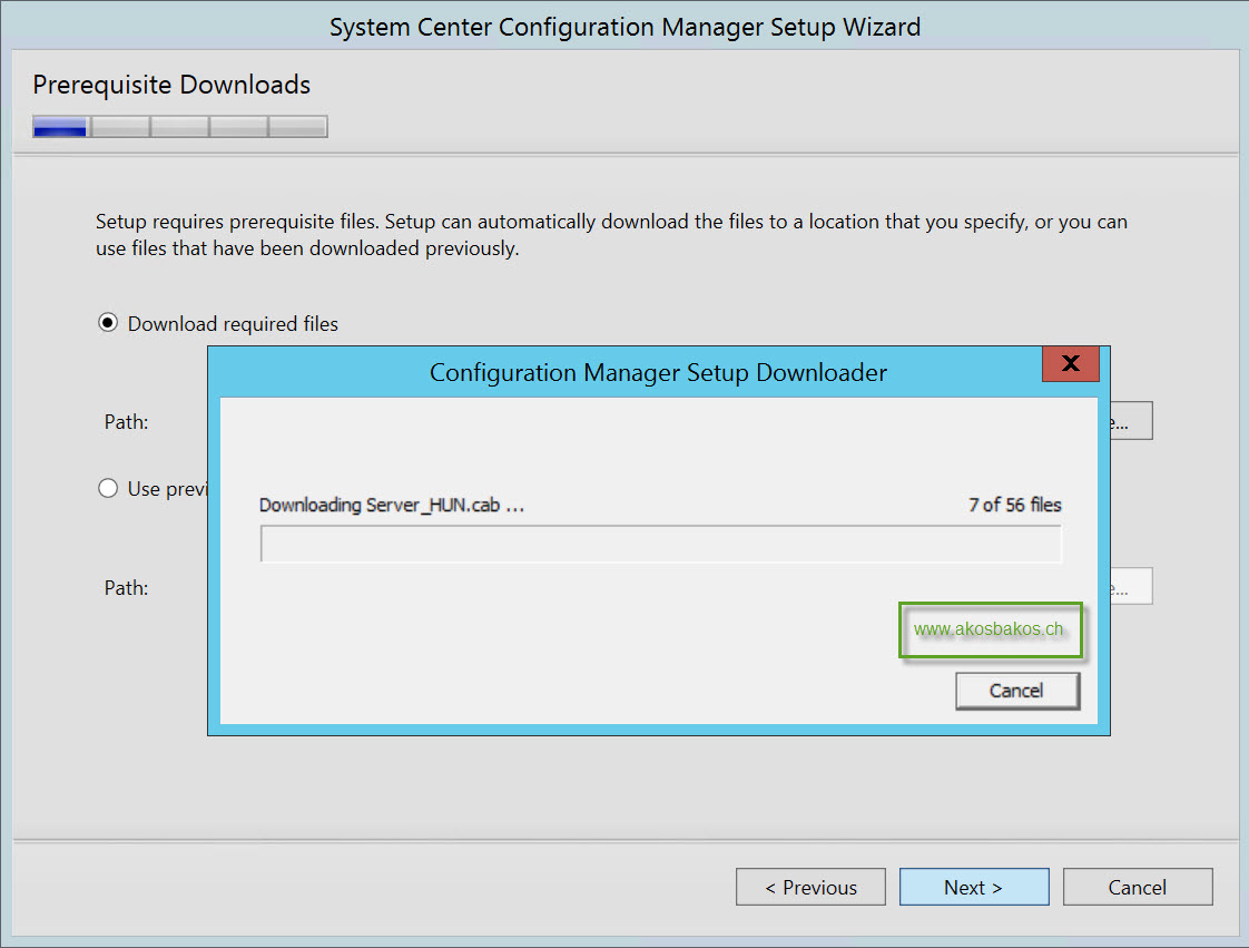 Step-by-Step SCCM 2012 R2 SP1 Upgrade Guide 6