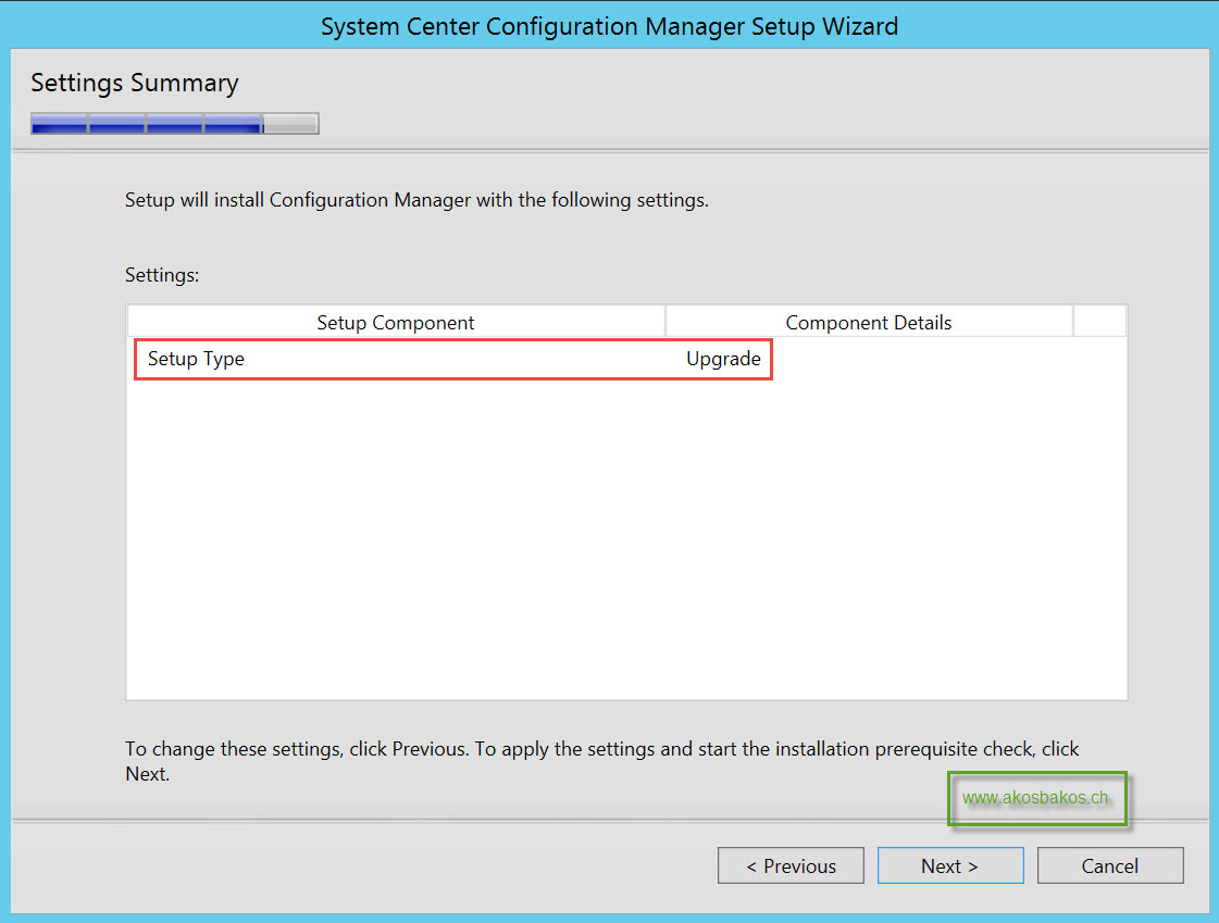 Step-by-Step SCCM 2012 R2 SP1 Upgrade Guide 8