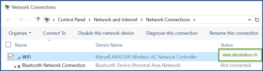 Wireless Networks Missing After Windows 10 Upgrade 5