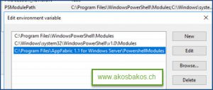 AppFabric installation for SharePoint 2016 failed on Windows Server