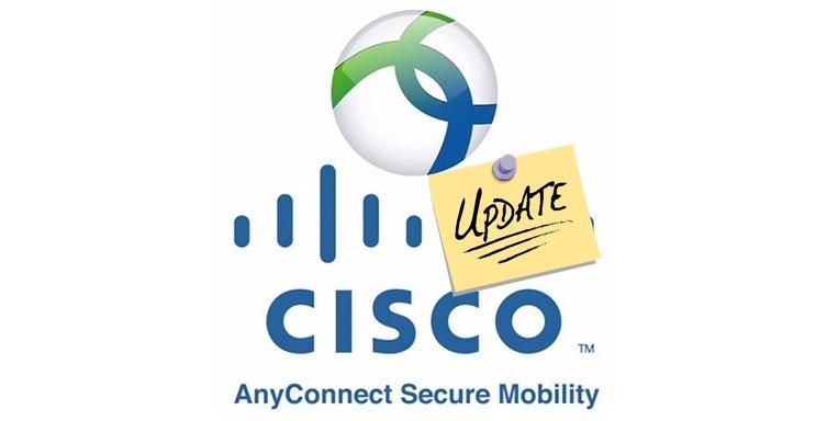 ACNAMFD SYS issue aka Cisco AnyConnect Upgrade Process